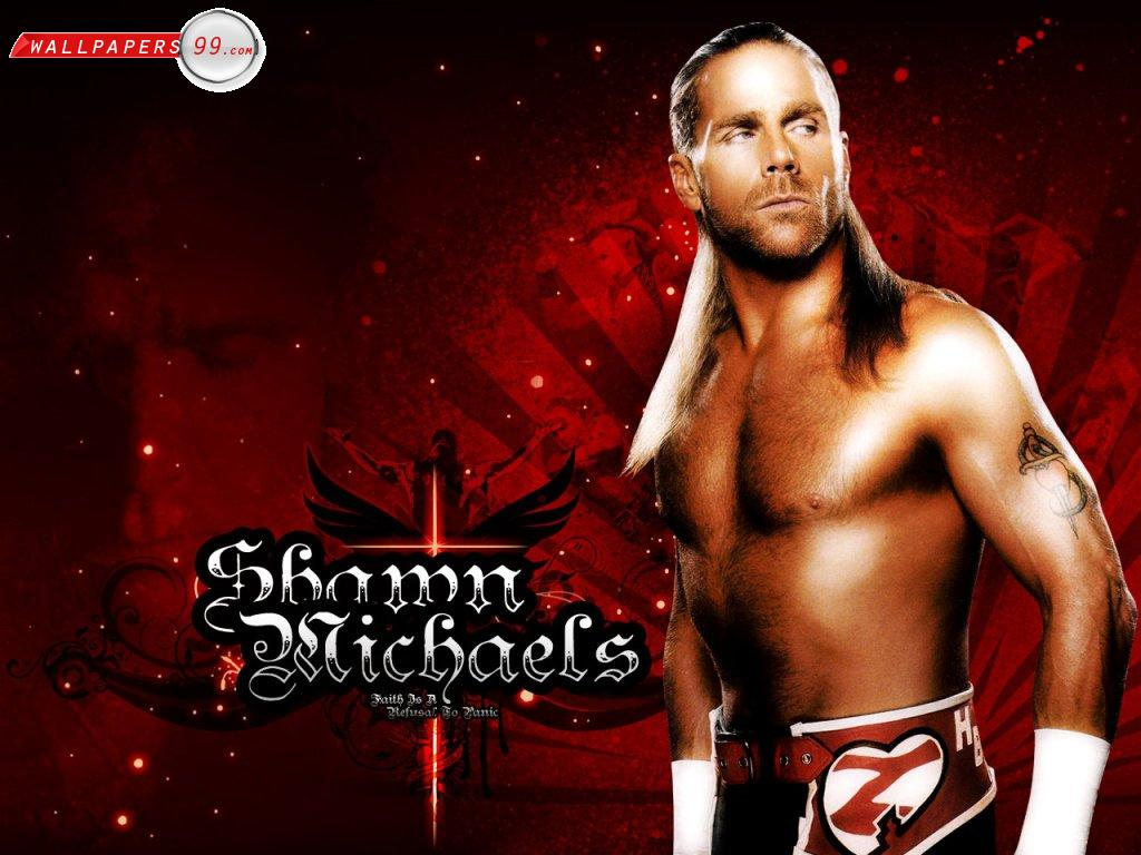 Shawn Michaels wallpaper Pack 1 Cute Girls Celebrity 1024x768