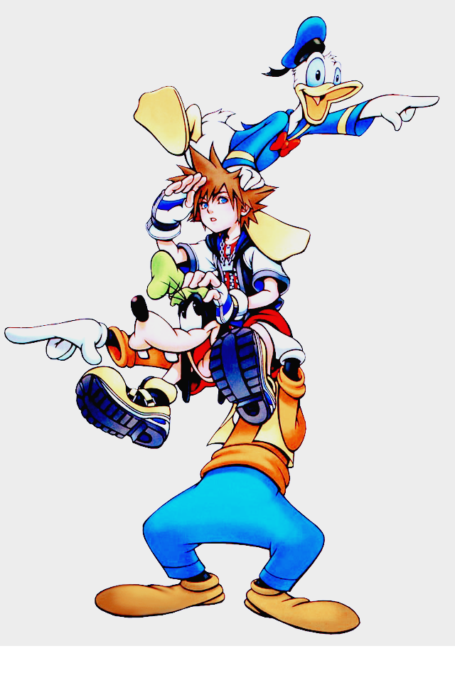 iPhone Wallpapers   Kingdom Hearts Insider 640x960