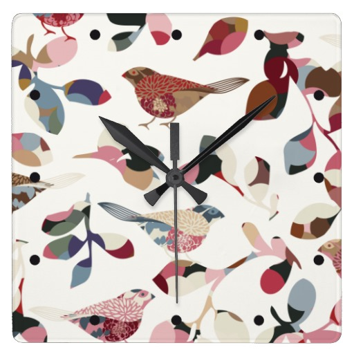 Vintage bird wallpaper Zazzle 512x512