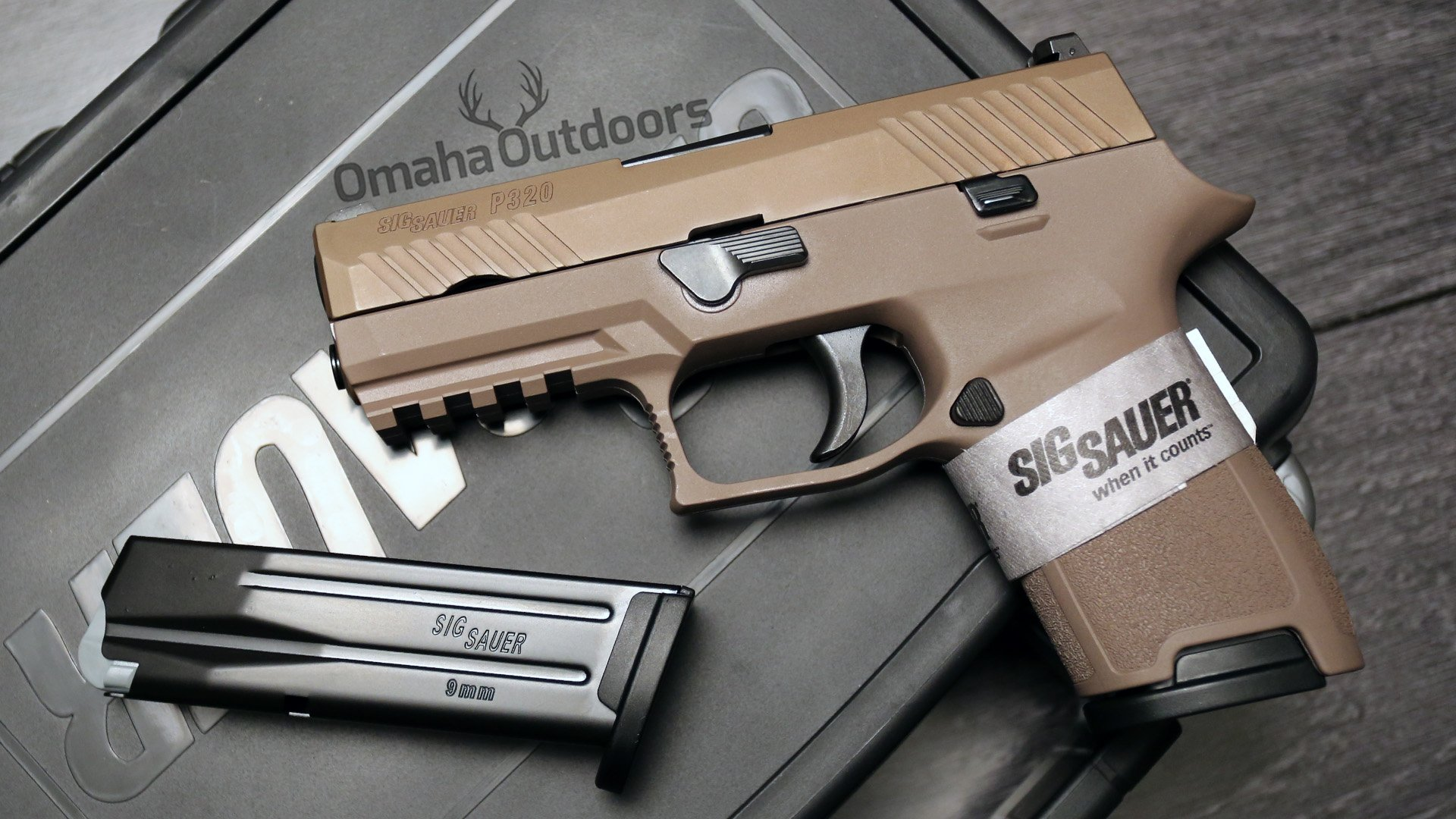 Gun Review Sig Sauer P320 Compact   Elevating the Standard 1920x1080