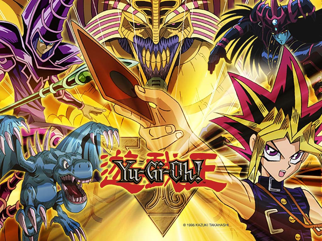 download Galera yu gi oh wallpapers [1024x768] for your 1024x768