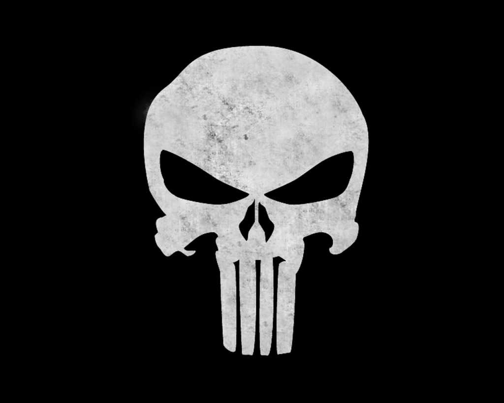 The Punisher Wallpapers   Cartoon Wallpapers 1024x819