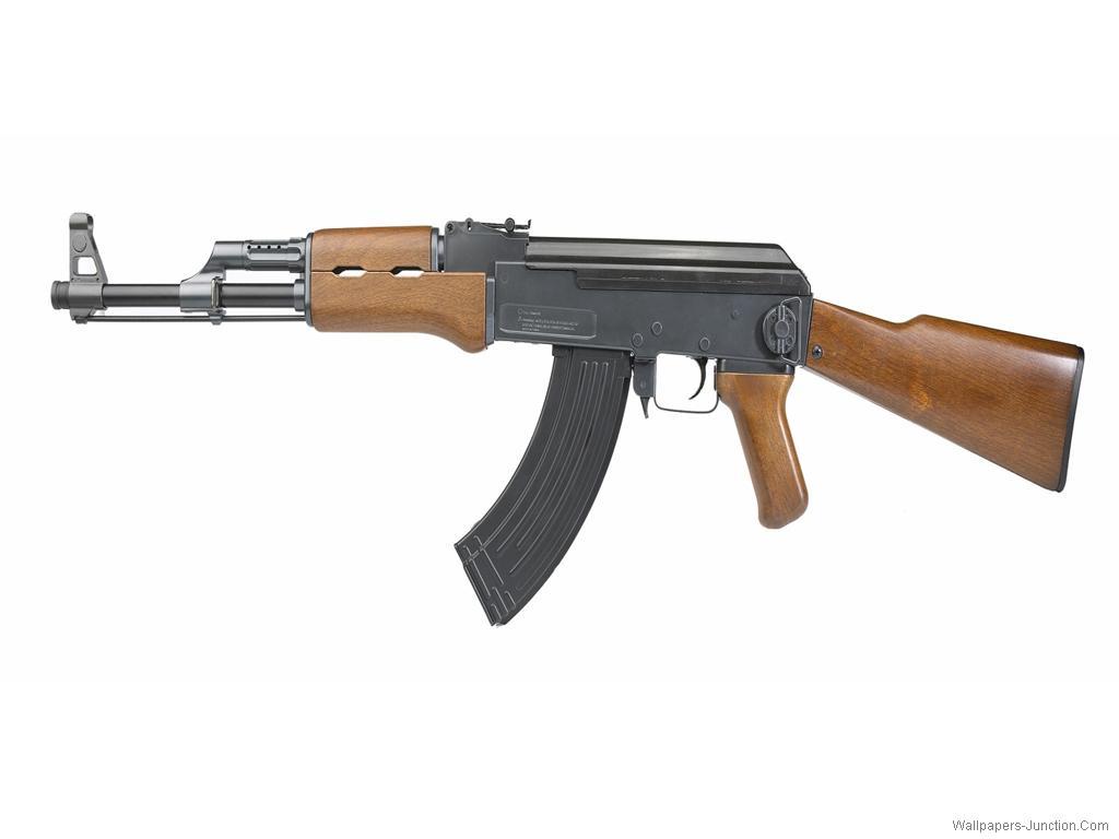 AK 47 Wallpapers 1024x768