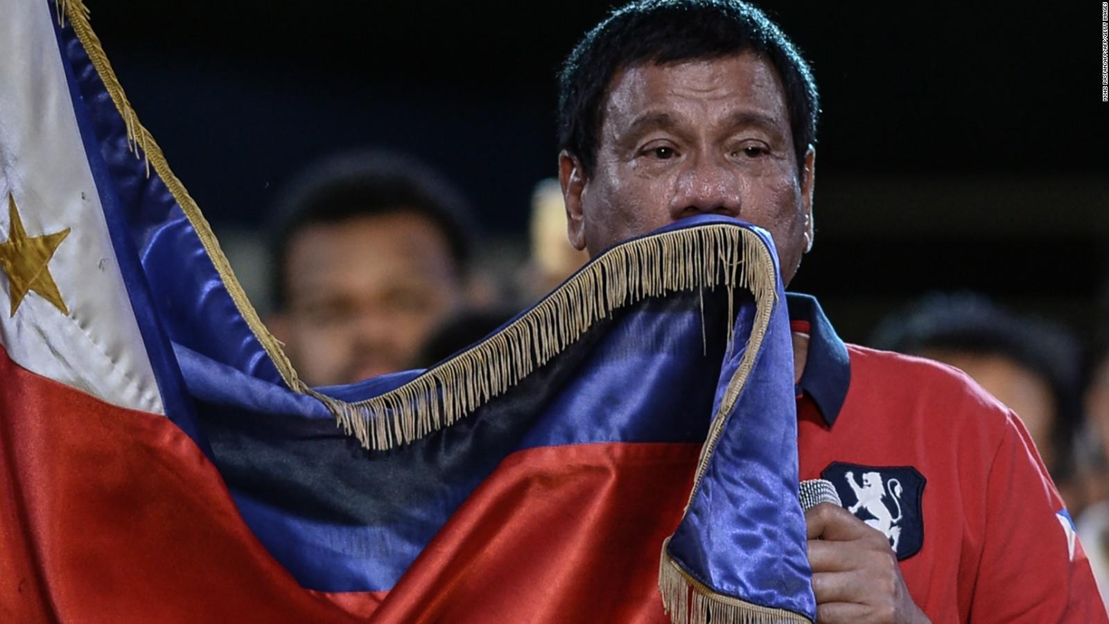 Who is Rodrigo Duterte   CNN Video 1600x900