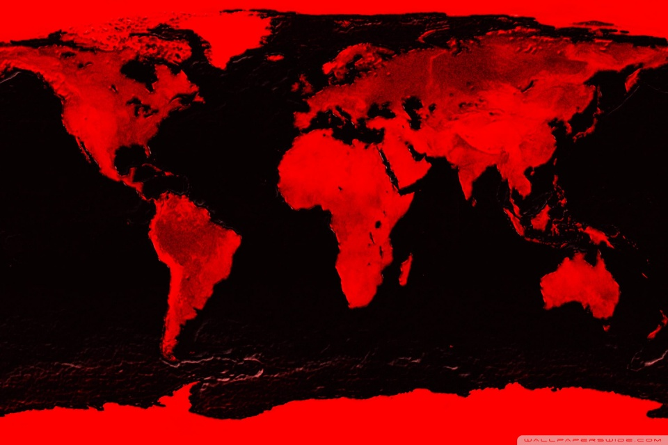 awesome red and black map wallpaperjpg 960x640