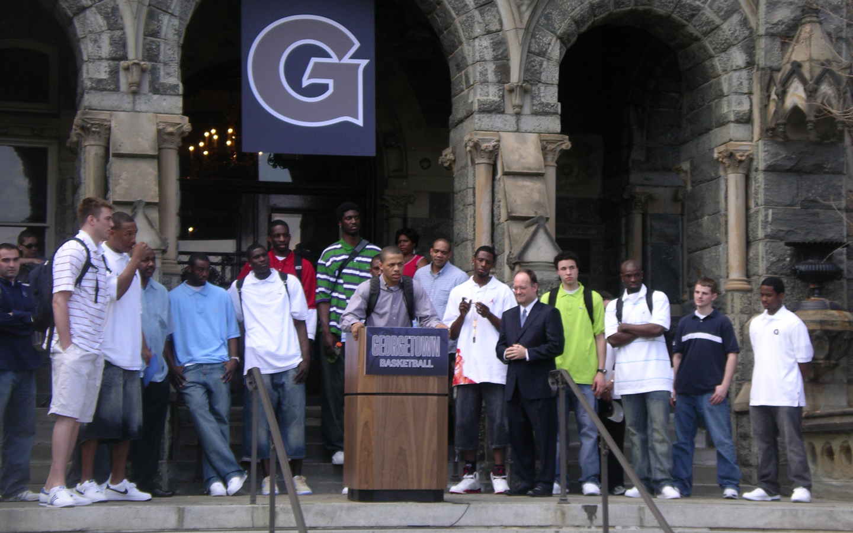 orgwiki200625E22580259307 Georgetown Hoyas mens basketball team 1440x900
