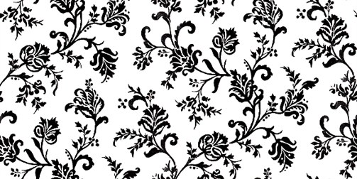 black and white wallpaper designs retro