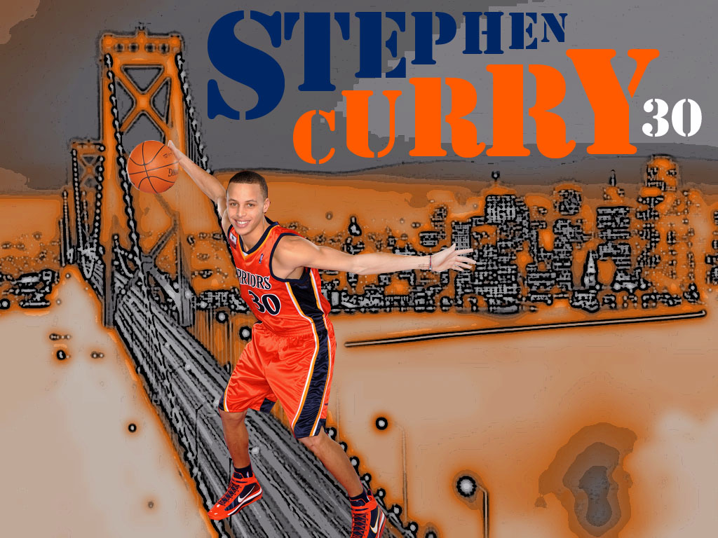 Stephen Curry Wallpaper Warriors The Art Mad Wallpapers 1024x768