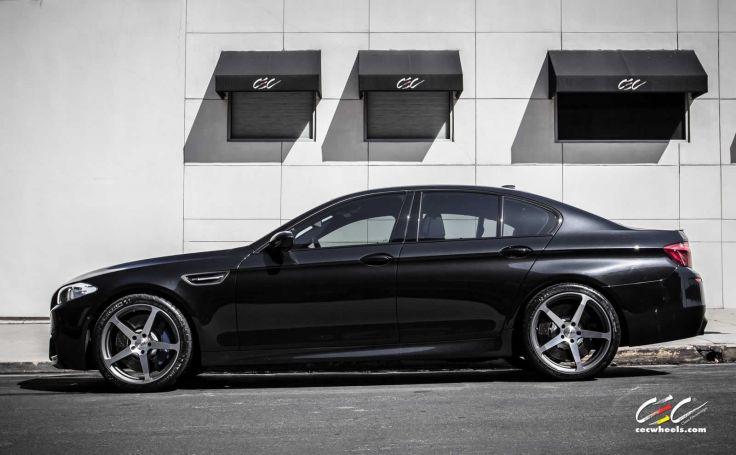 2015 cars CEC Tuning wheels BMW m5 f10 wallpaper 1600x989 619098 736x455