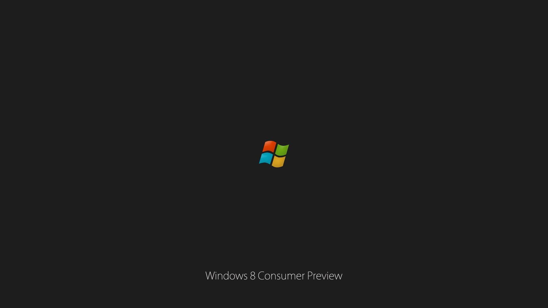 Windows 10 Logo Wallpaper 1920x1080