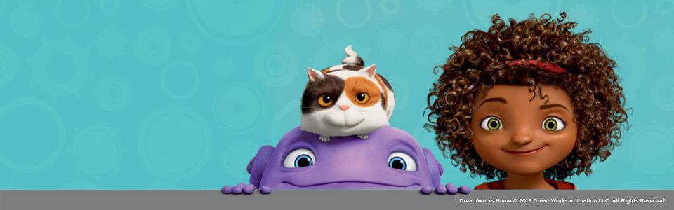 DreamWorks Home Wallpaper - WallpaperSafari