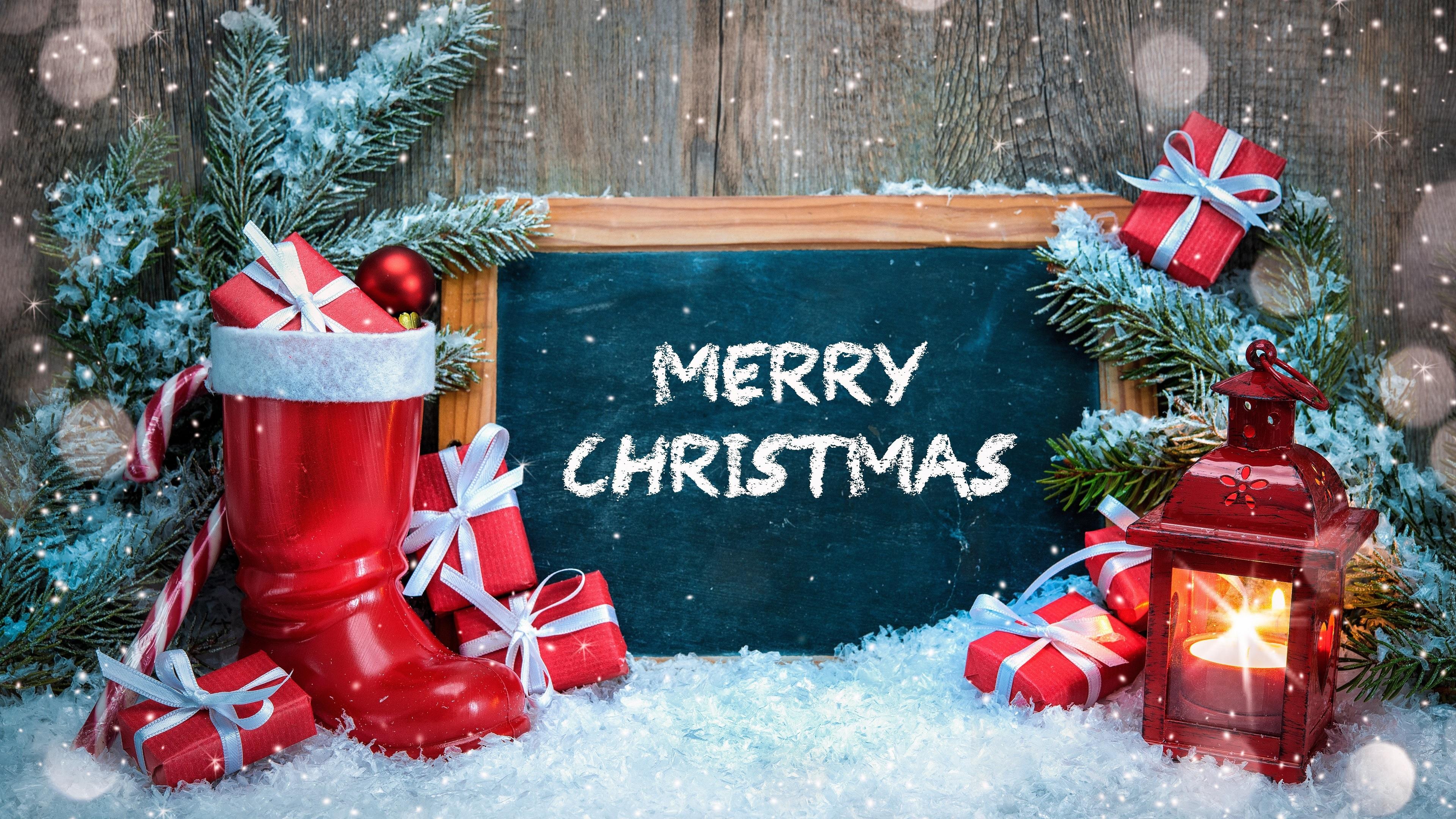 Best Christmas 4k Wallpapers 3840x2160