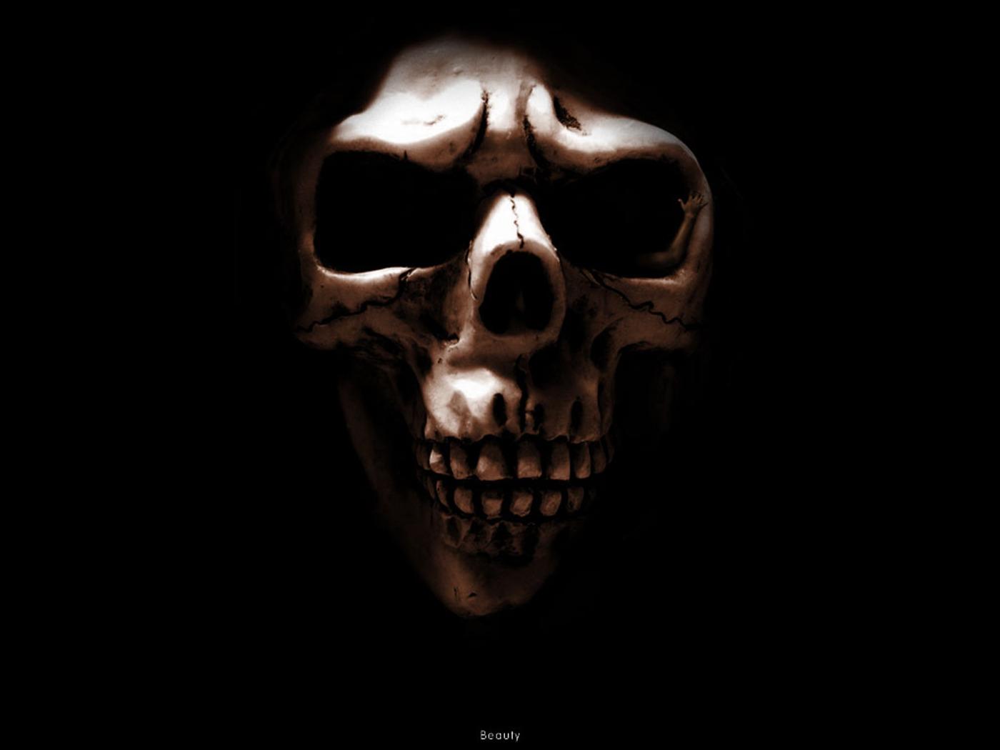 Skull Wallpapers   Wallpapers 1400x1050
