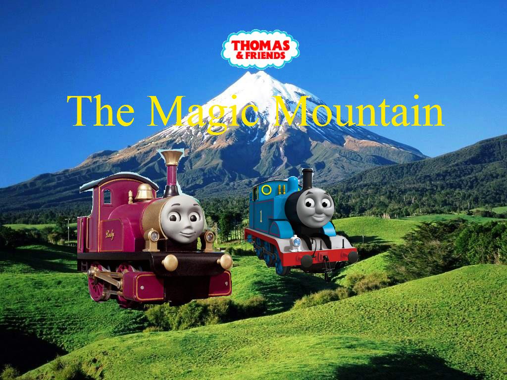 Thomas and the Magic Railroad 2019 film Thomas Friends 1024x768