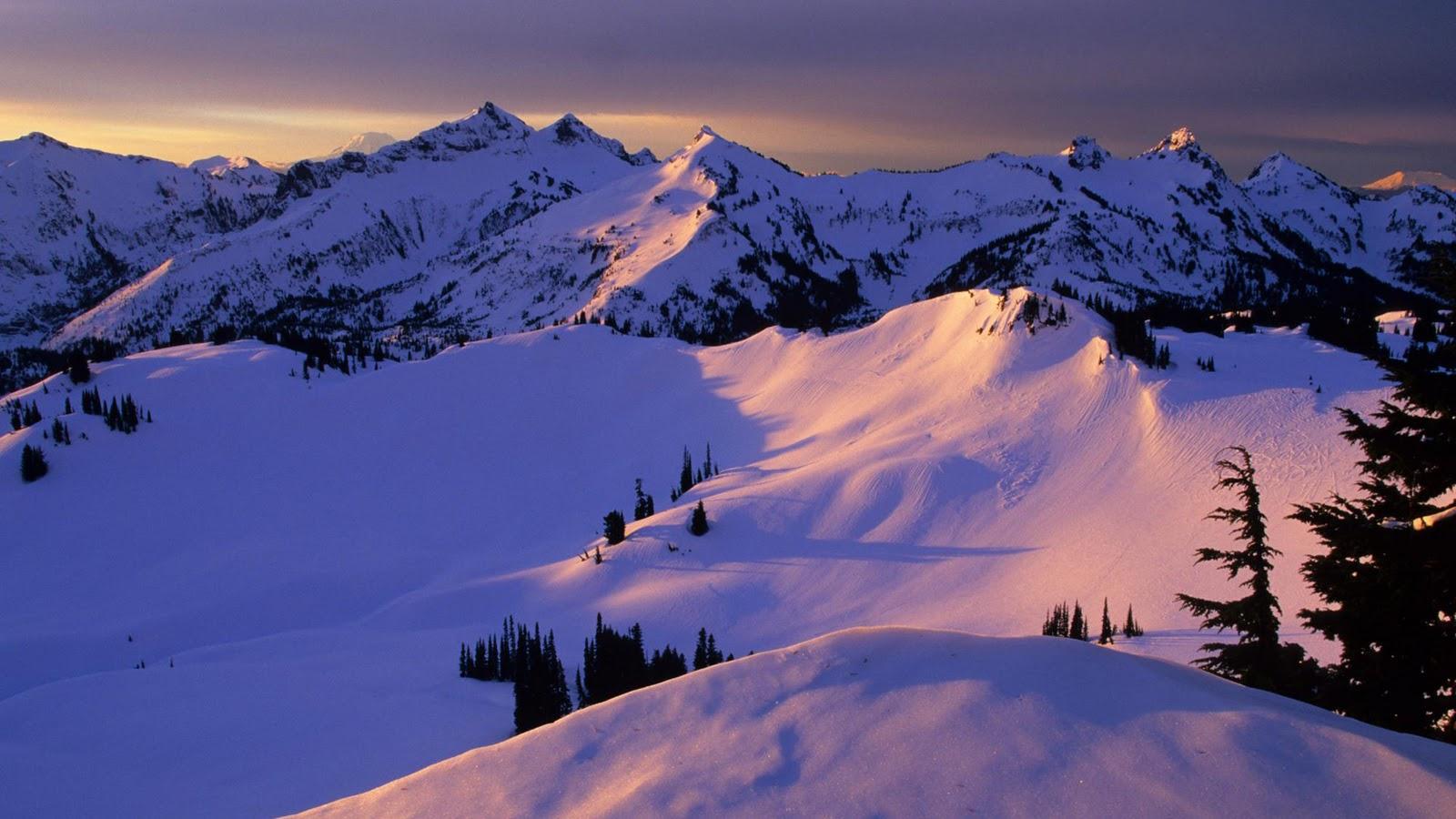 snow mountain wallpaper hd - photo #19