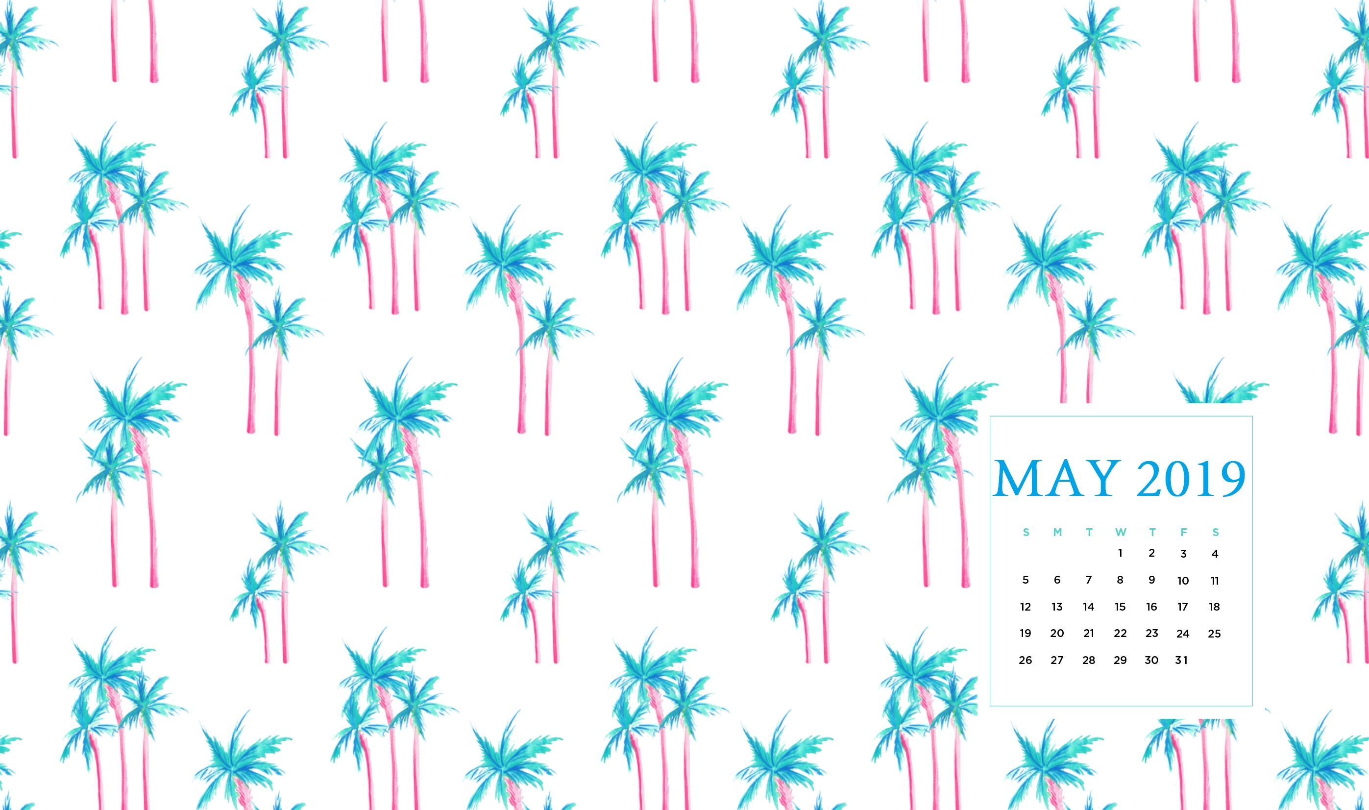 May 2019 Desktop Calendar Backgrounds Max Calendars 2794x1653