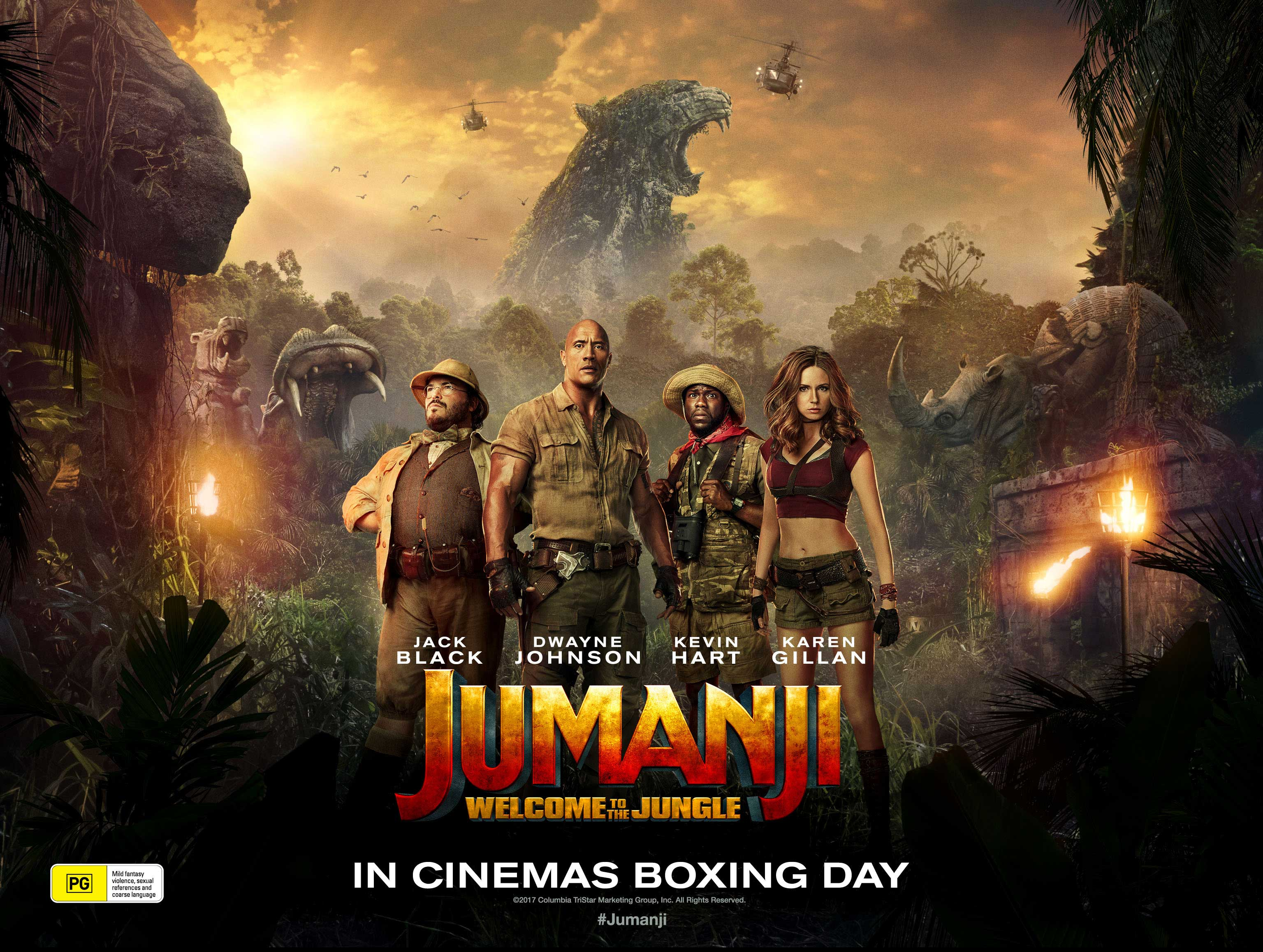 Jumanji Wallpaper Image Group 30 3071x2315