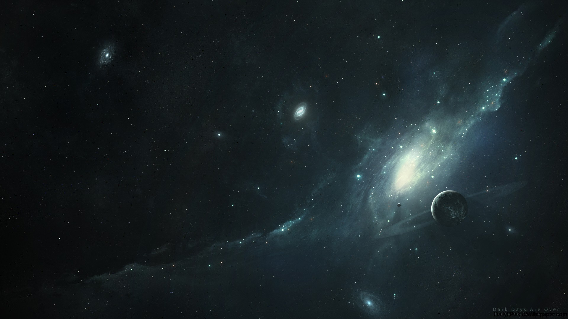 Outer Space Wallpaper 1920x1080 Images amp Pictures   Becuo 1920x1080