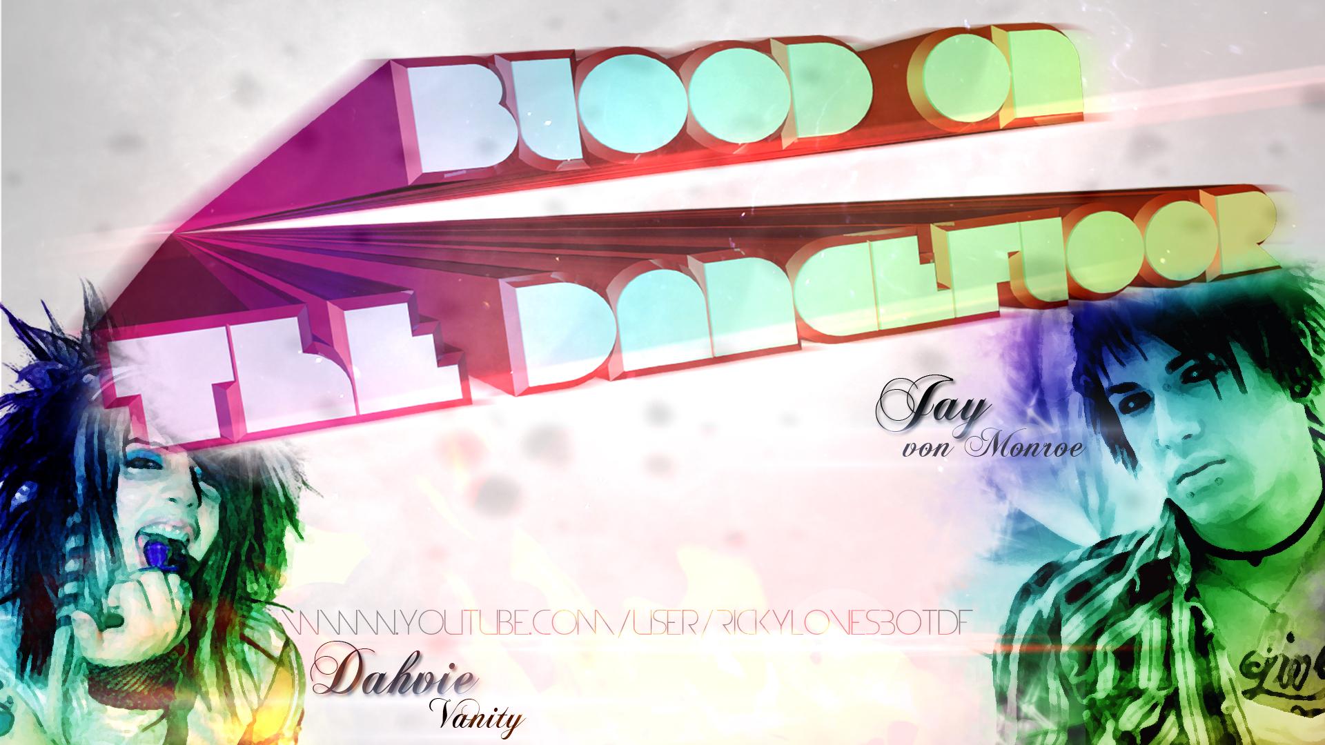 BODF WALLPAPER   Blood on The Dance Floor Wallpaper 1920x1080