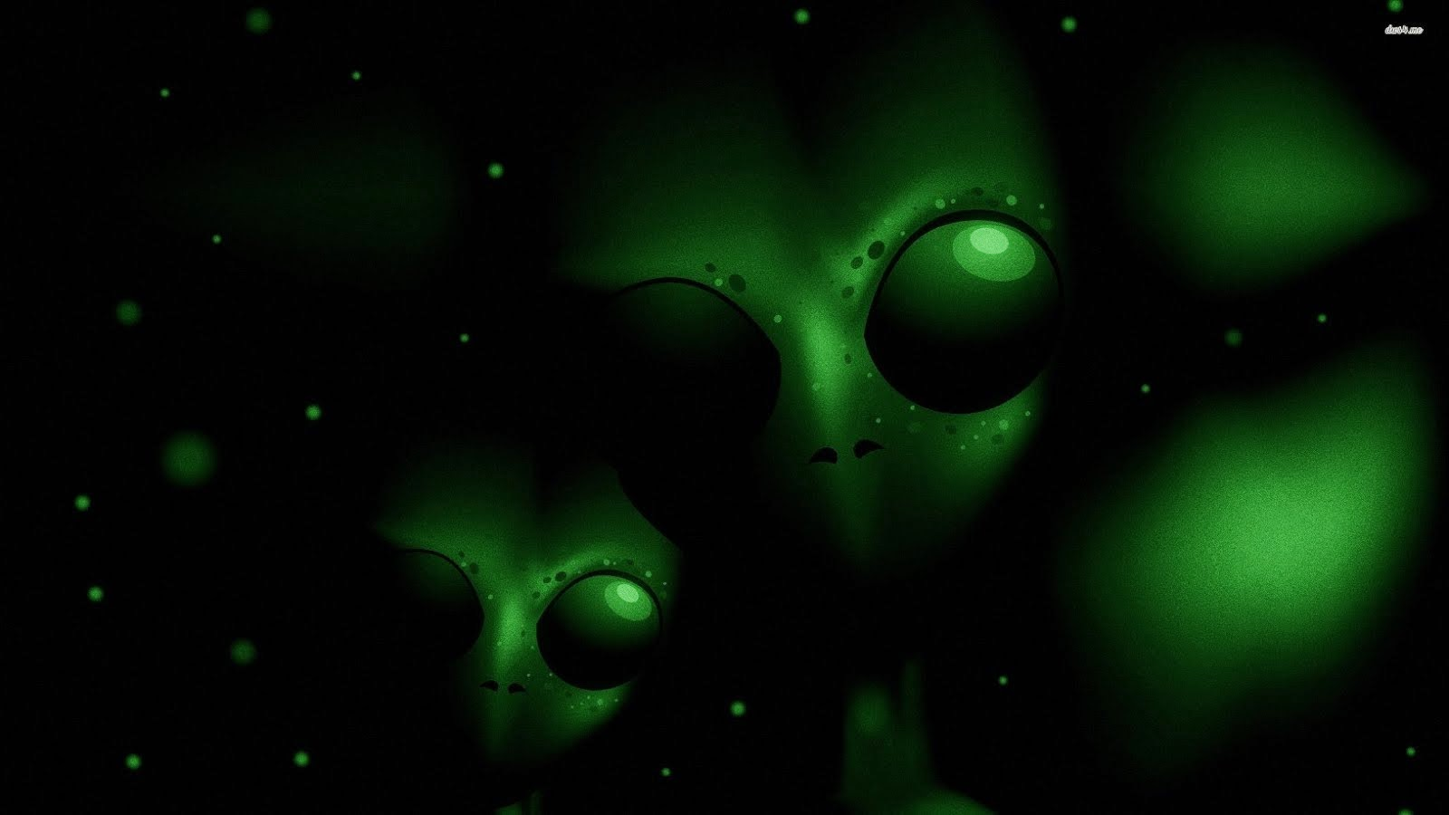 Zicutake Blog Official WALLPAPER SPACE Aliens 1600x900