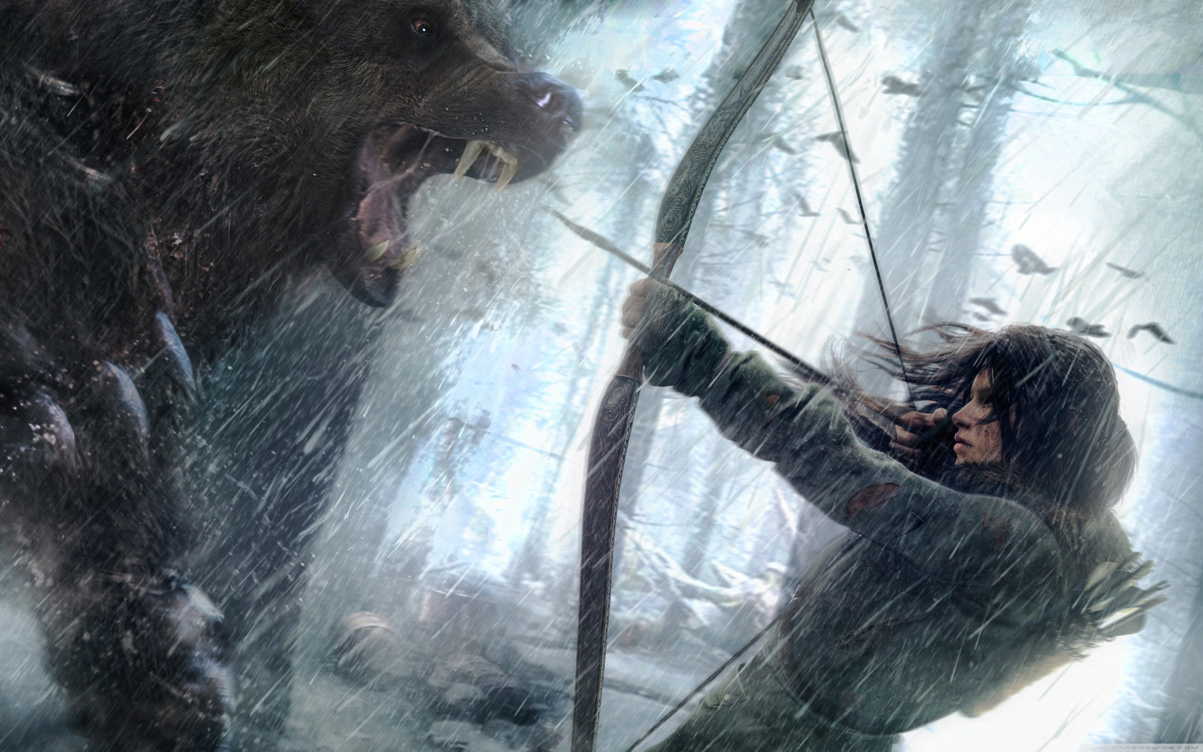 Free Download Wallpaperswidecom Tomb Raider Hd Desktop