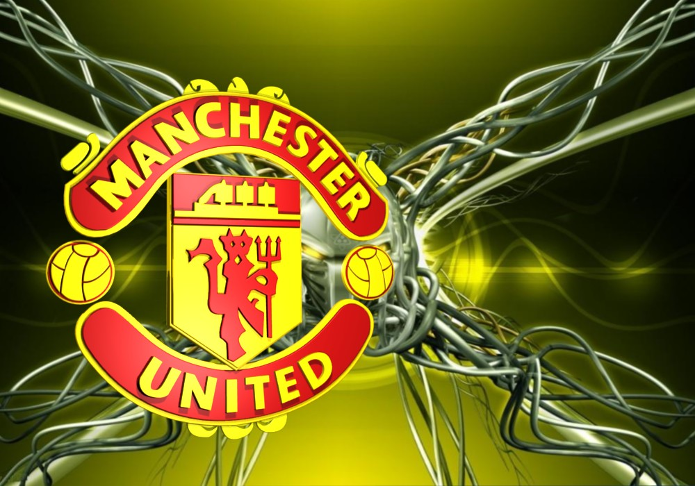 Wallpapers 1 of Manchester United Football Club   fanzone pages 3D 1000x700