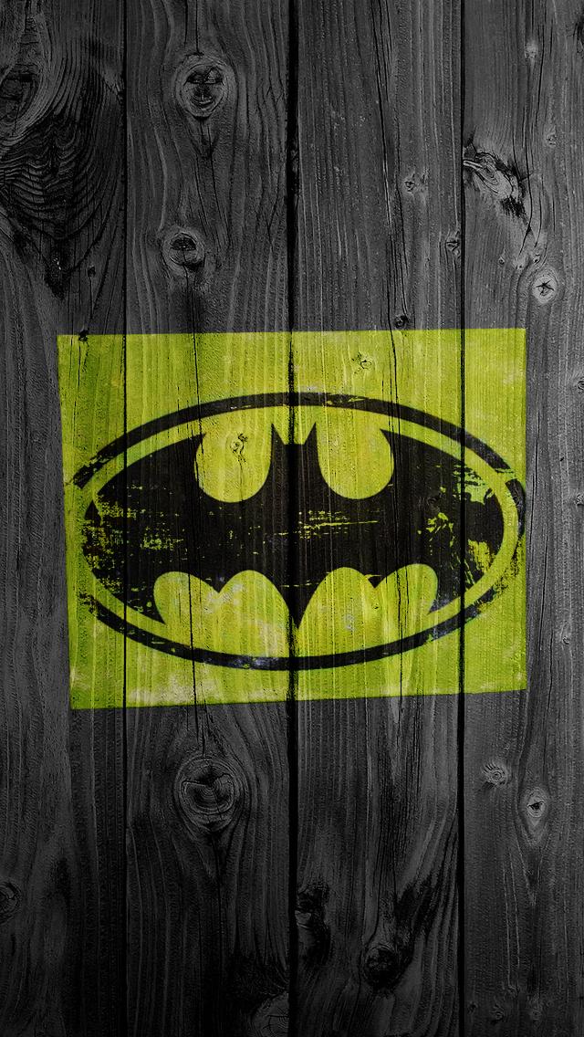 Batman Logo Wallpaper For Iphone 5 iPhoneWallpapersco 640x1136