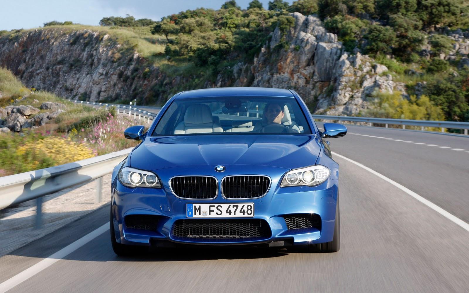 BMW M5 F10 2012 Wallpaper HD 1920x1200 Widescreen 1600x1000