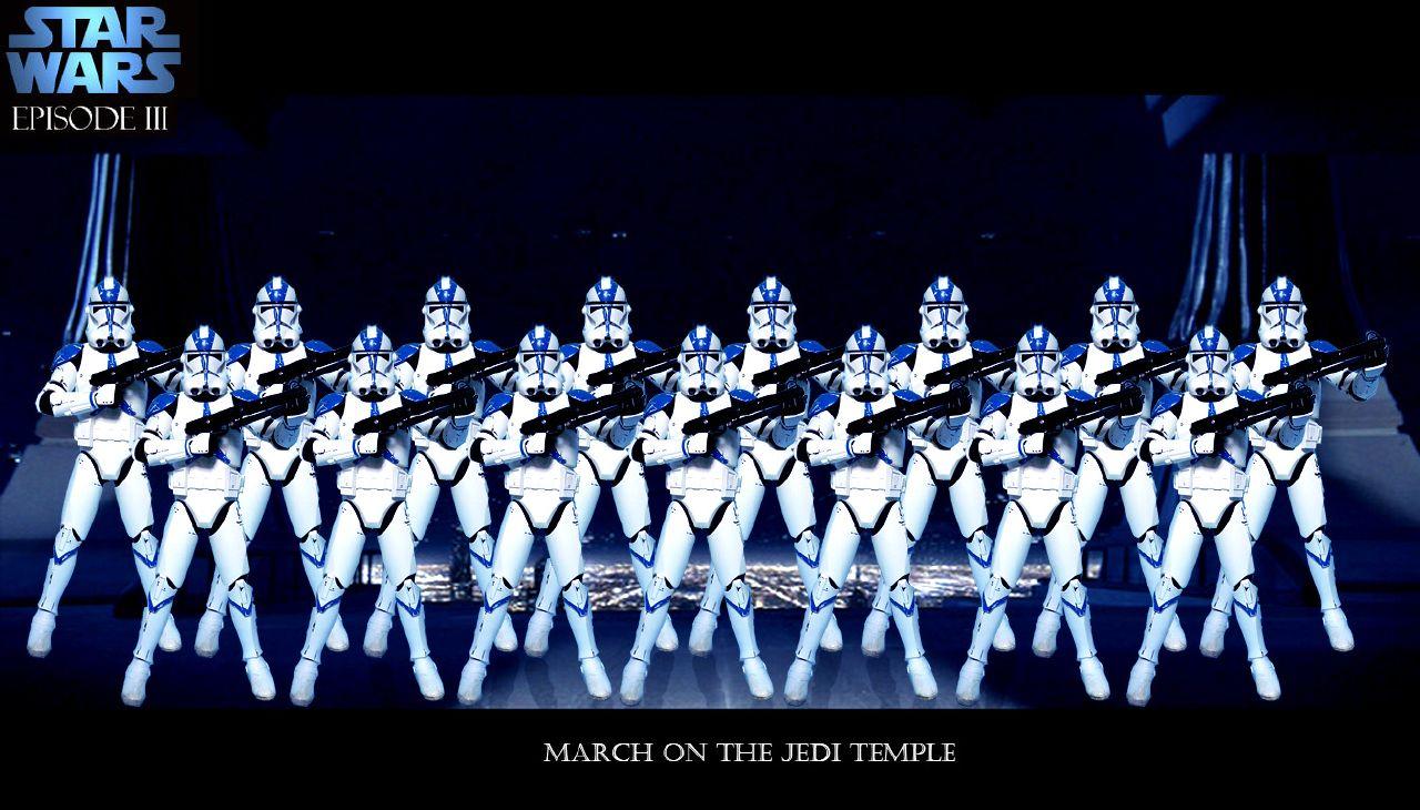 Medicom 501st Clone Trooper Wallpaper 1280x730
