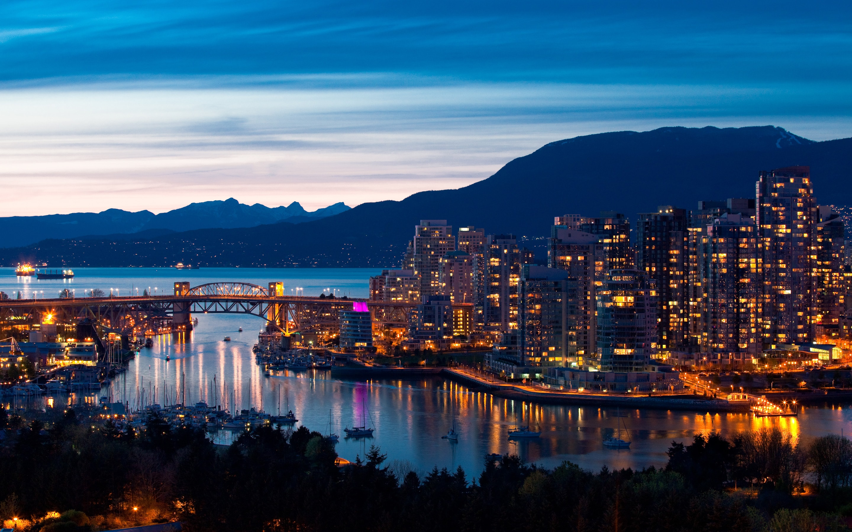 Vancouver Wallpaper 2   2880 X 1800 stmednet 2880x1800