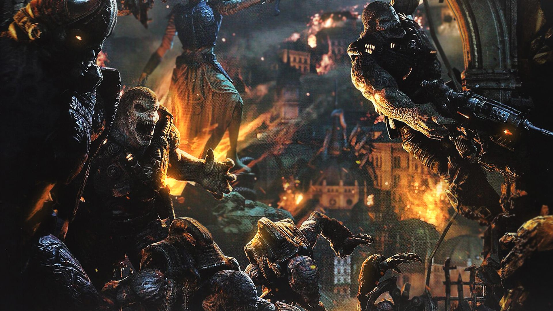 the Collection Gears Of War Video Game Gears Of War Judgment 268925 1920x1080