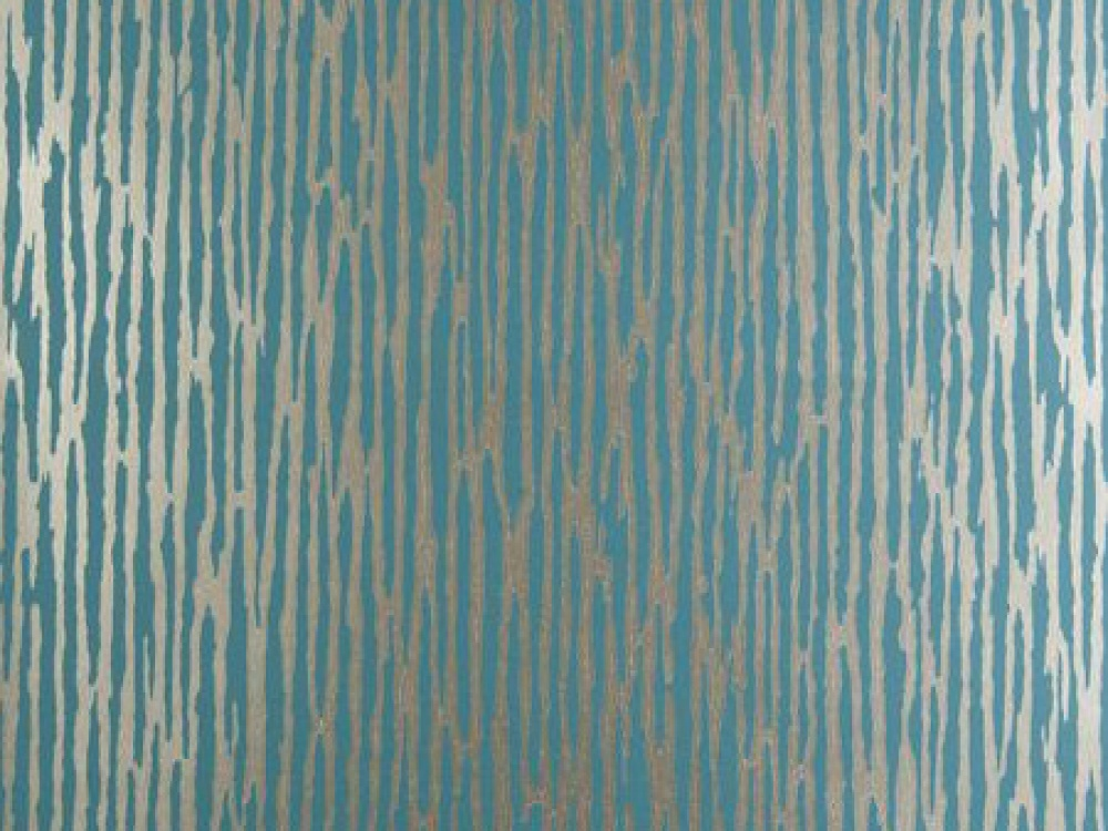 teal and gold wallpaper wallpapersafari
