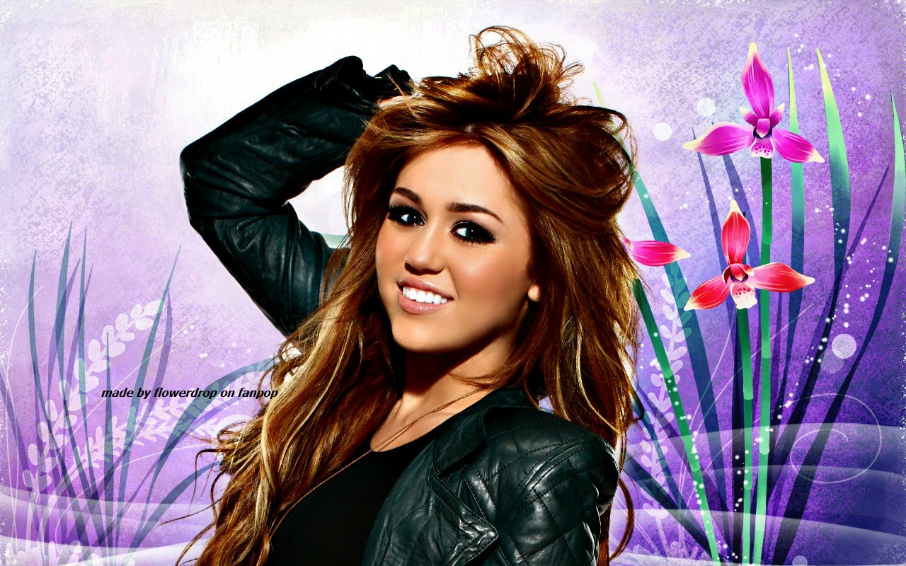 Miley Wallpaper   Miley Cyrus Wallpaper 33260407 1280x800