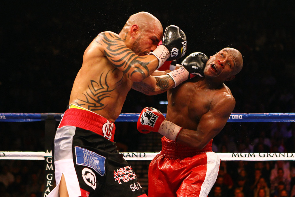 Floyd Mayweather Jr and Miguel Cotto Photos Photos   Miguel Cotto 1024x683