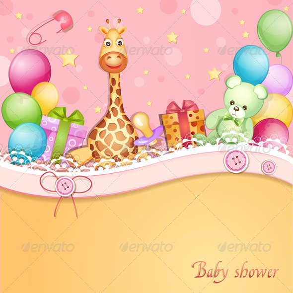 baby shower wallpaper images  wallpapersafari, Powerpoint