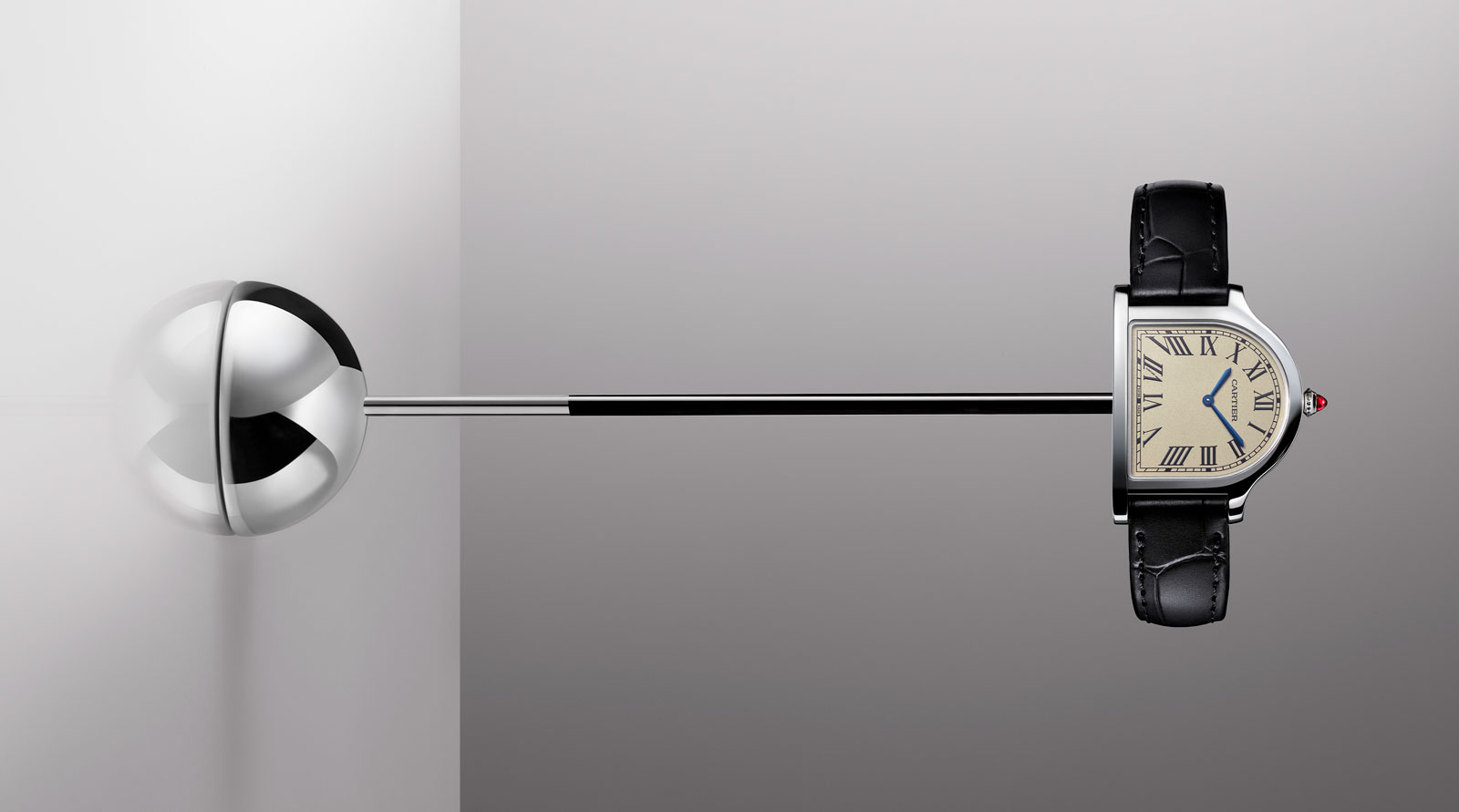 Cartiers new watch reworks the original 1920s bell design 1600x891