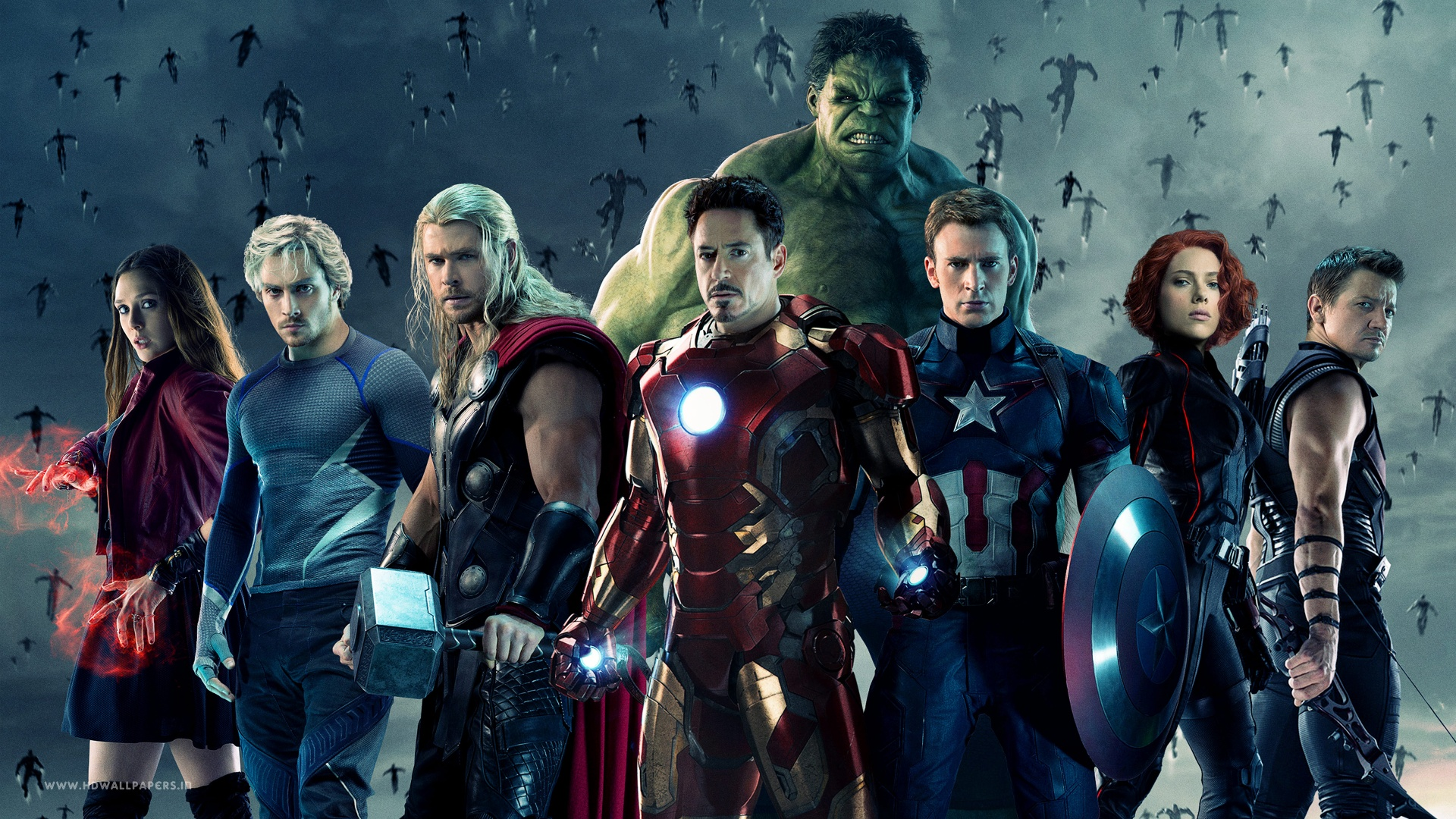 Avengers Age of Ultron 2015 Movie Wallpapers HD Wallpapers 1920x1080