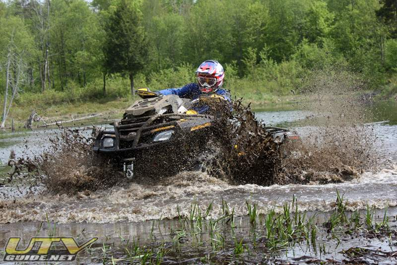 800R X mr is for Serious Mud Riding Side x Side Vehicle News 800x534