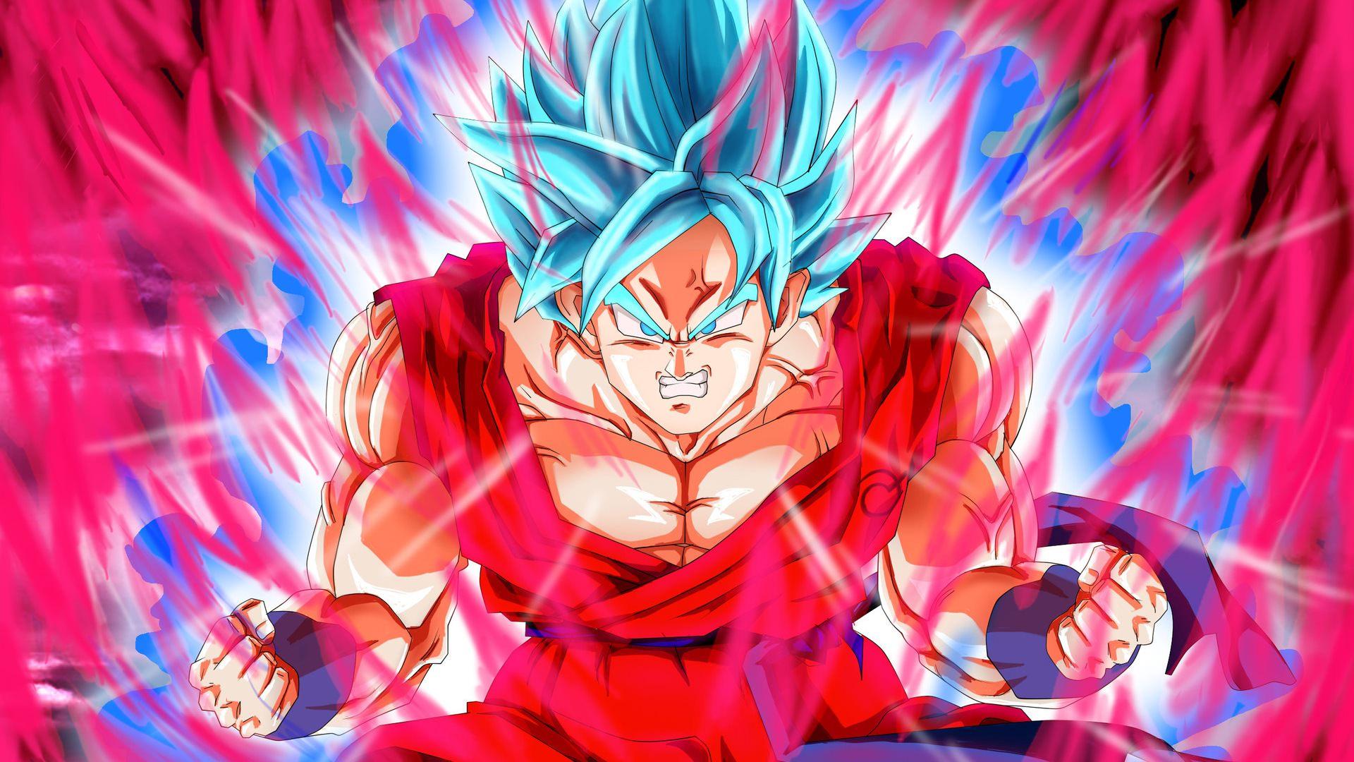 Blue Super Saiyan Goku Wallpapers   Top Blue Super Saiyan 1920x1080