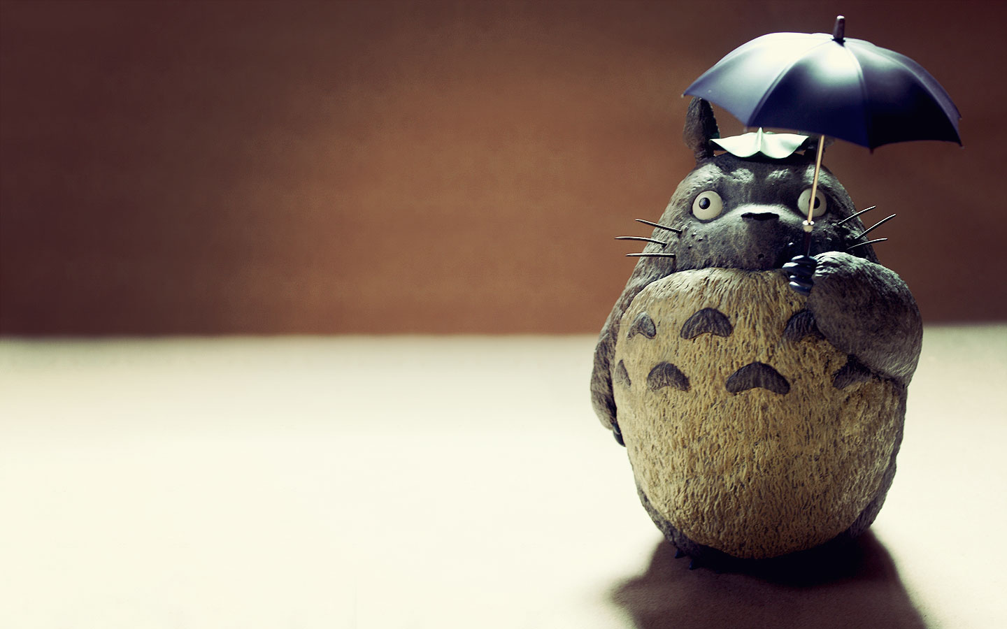 Totoro Cute Studio Ghibli Wallpaper 1440x900 Full HD Wallpapers 1440x900