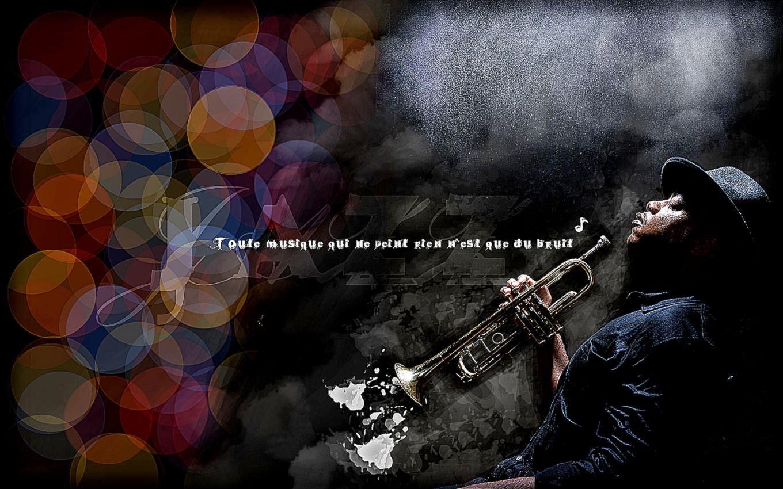 1920x1080 Multicolor Jazz Singer Artwork Desktop Pc And: Jazz HD Wallpaper