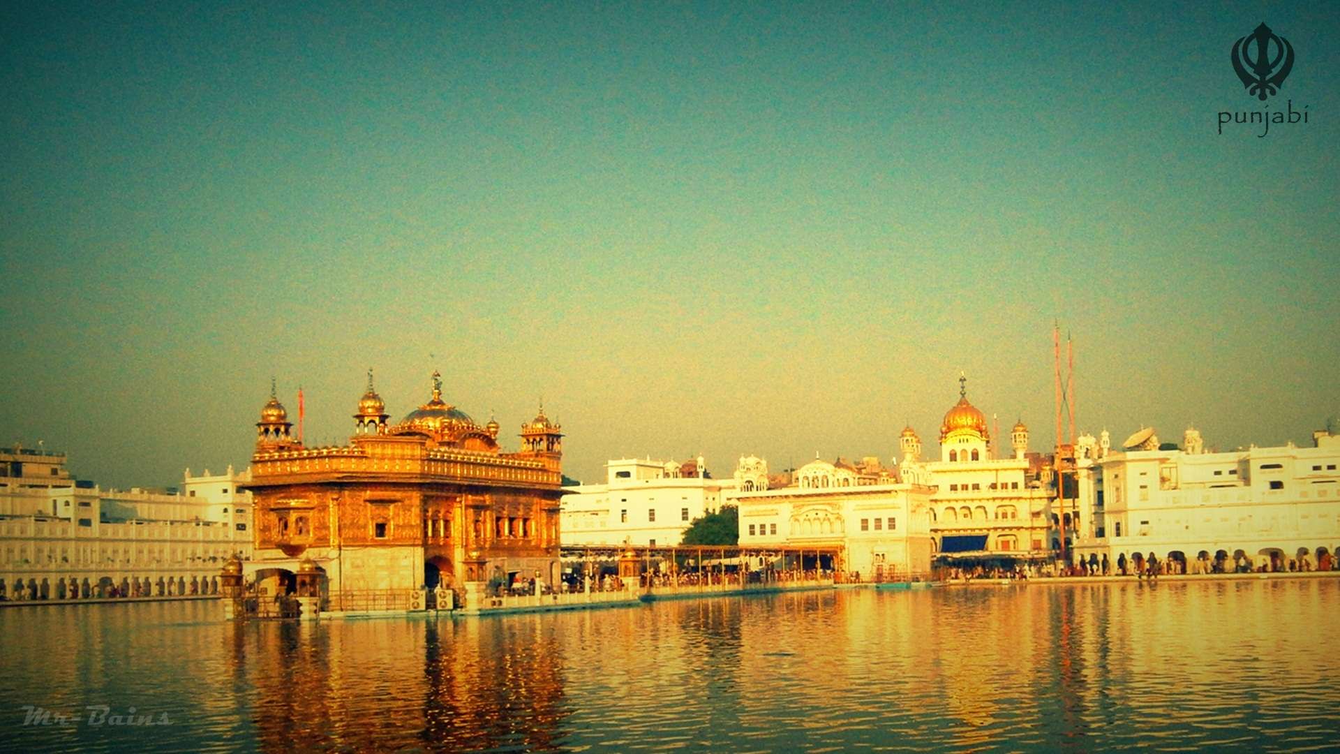 47 harmandir sahib wallpapers on wallpapersafari - Golden temple images hd download ...