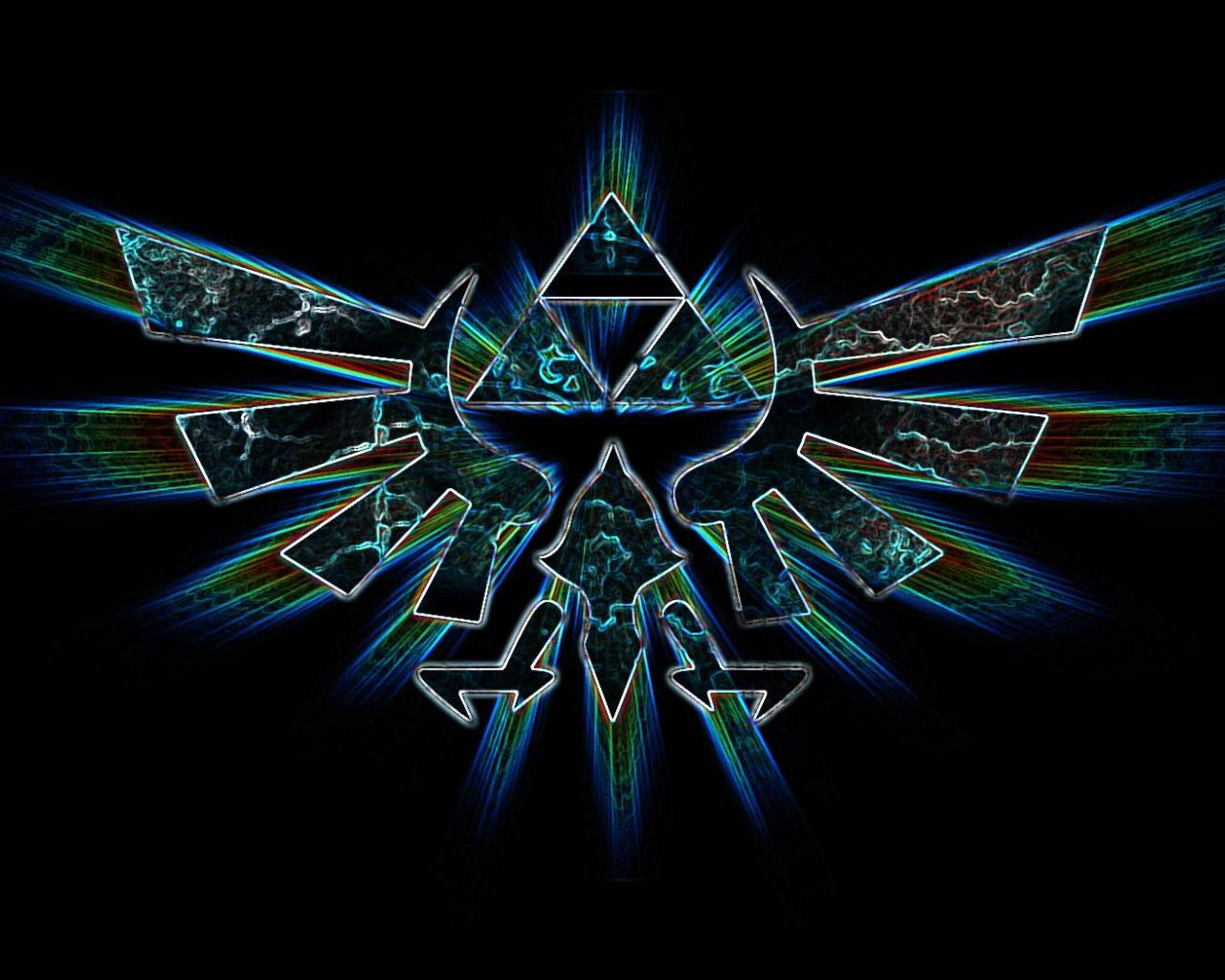 triforce hd wallpaper wallpapersafari