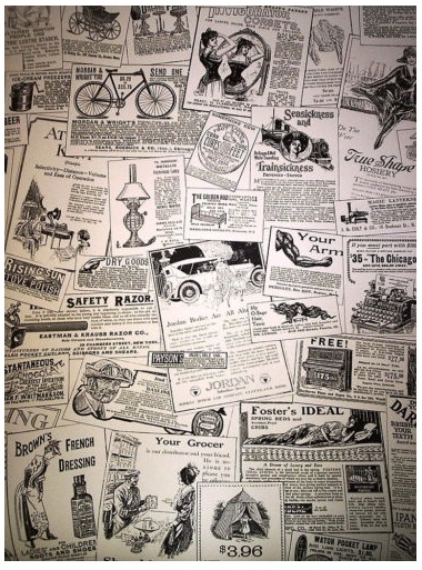 VINTAGE NEWSPAPER PRINT WALLPAPER For the Home Pinterest 380x513