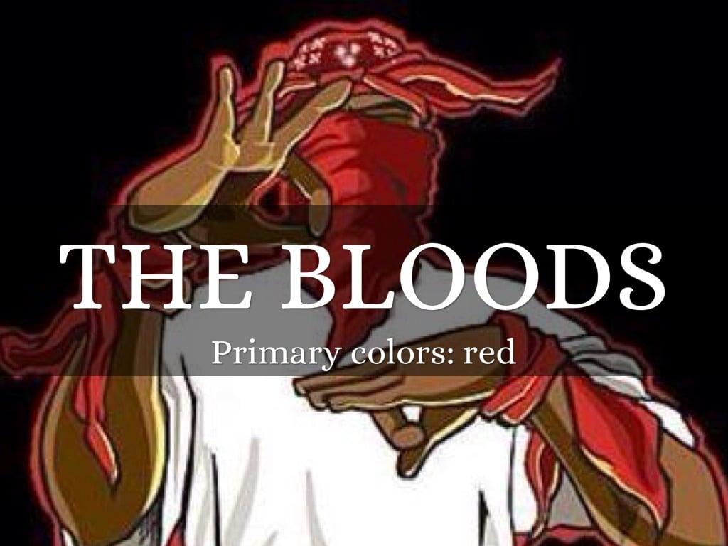 Blood Gang Wallpaper