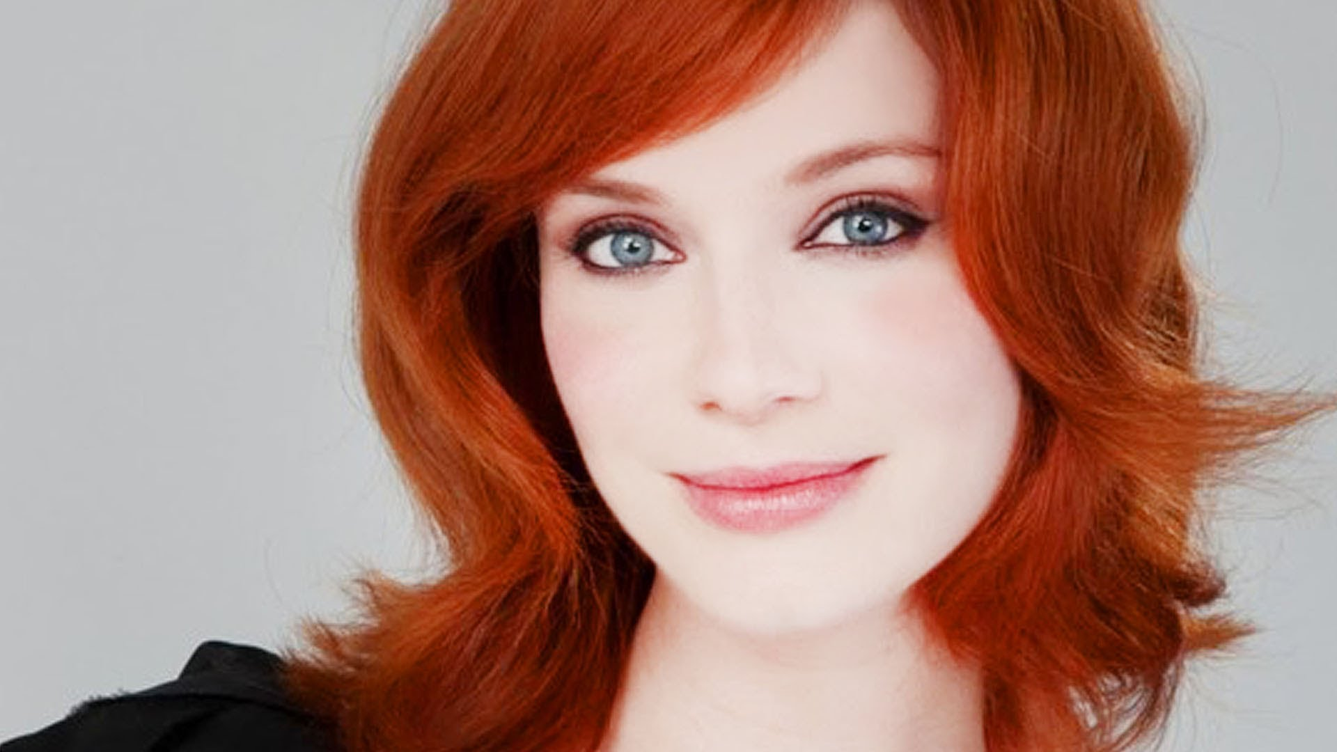 Christina Hendricks HD Wallpapers for desktop download 1920x1080