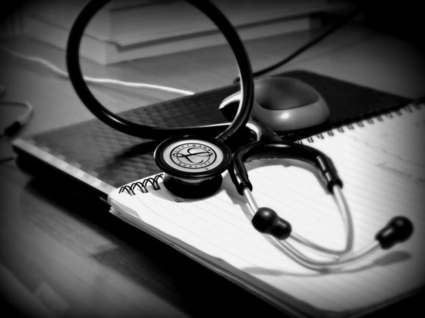 Download Stethoscope wallpapers to your cell phone 620x465