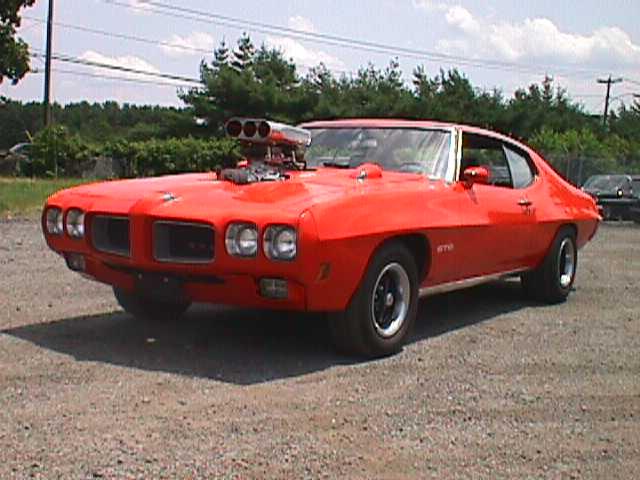 1970 Pontiac GTO   Pictures   CarGurus 640x480