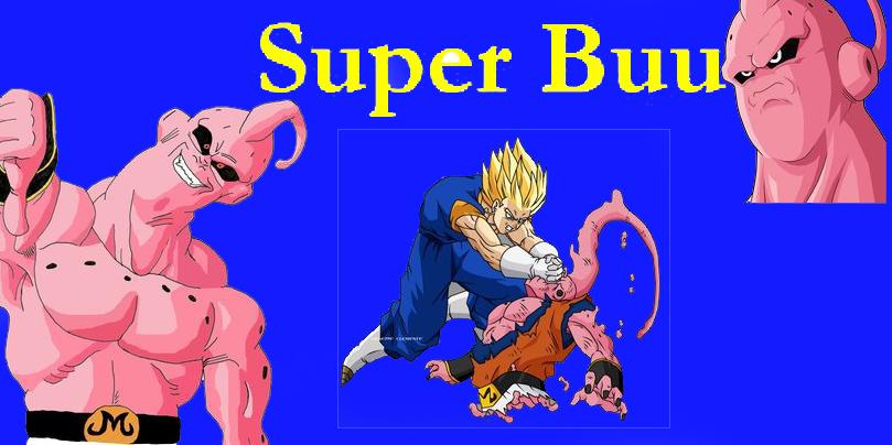 Super Buu Wallpaper by SuperDbzGohan on deviantART 809x404