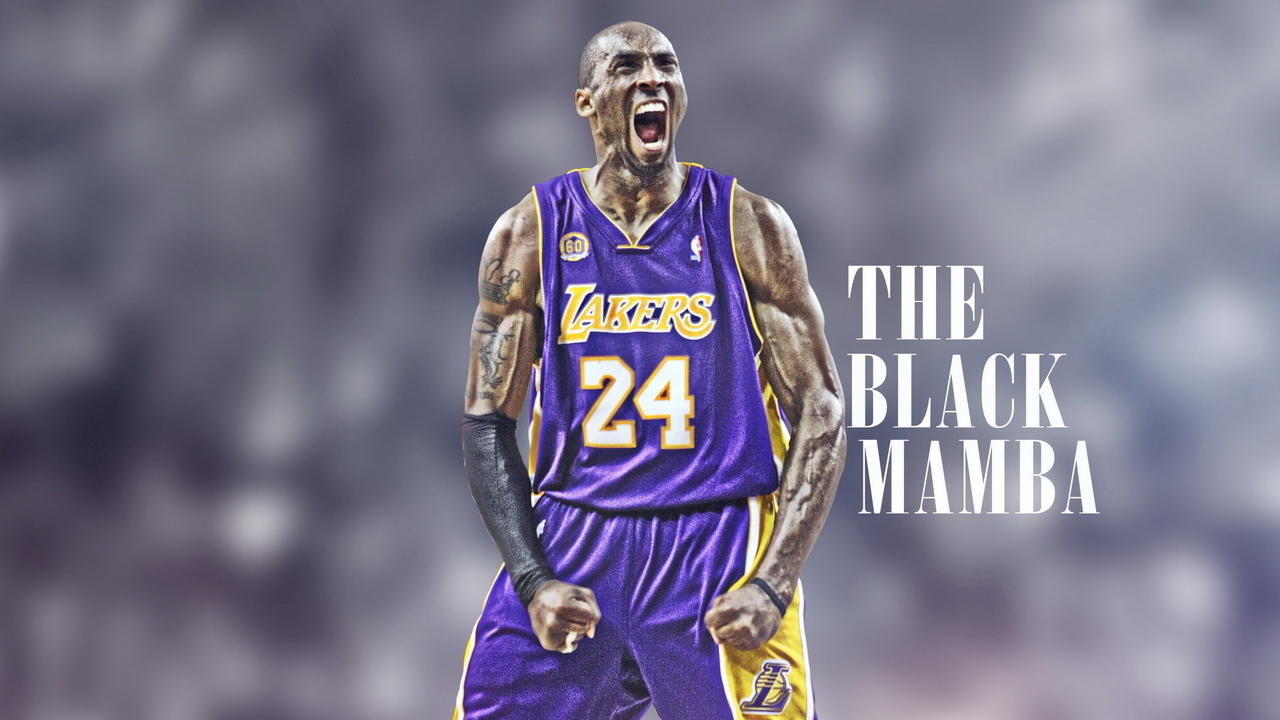 Free Download Kobe Bryant Wallpaper The Excited Black Mamba Is He